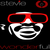Image of Stevie Wonder Poster