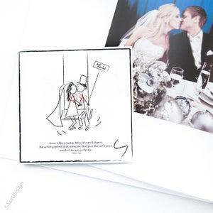 Image of Bryllupskort 3