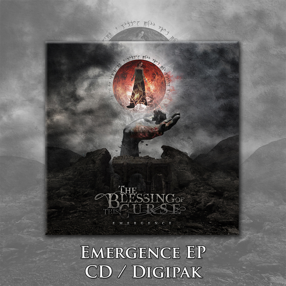 Image of Emergence EP CD Digipak