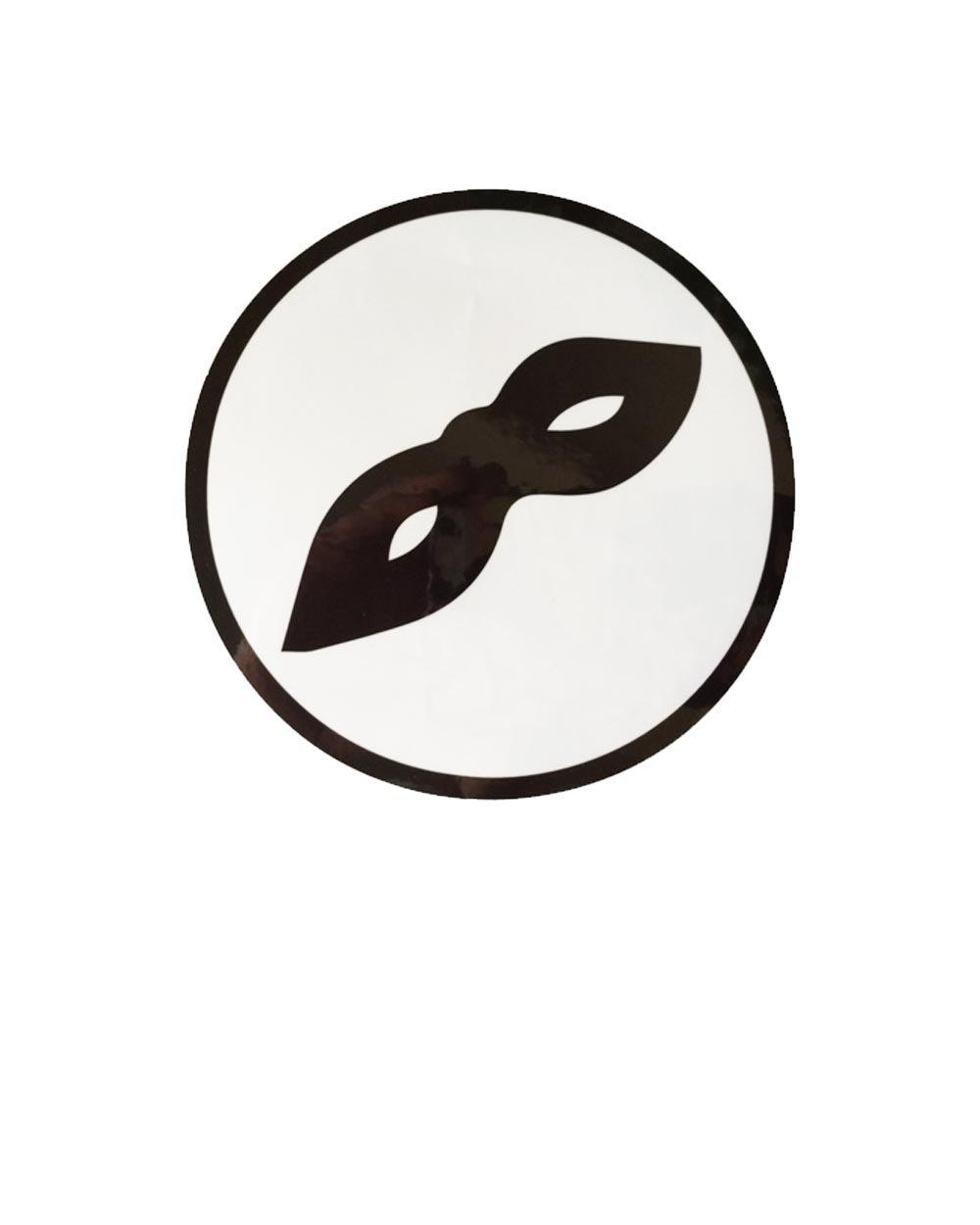Image of Masquerade Sticker