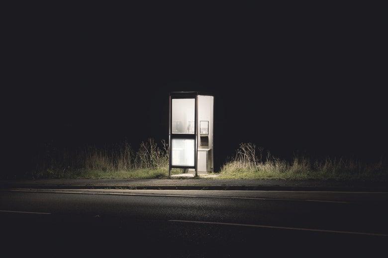 Image of Lights No1 - Alan Silvester