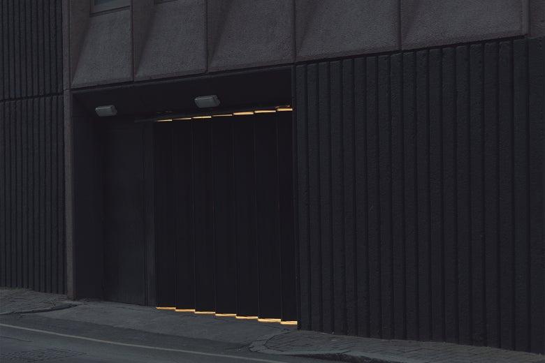 Image of Lights No3 - Alan Silvester