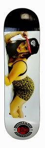 """Image of Carrera Arts """"Johana"""" Deck"""
