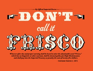 Image of Don't Call It Frisco