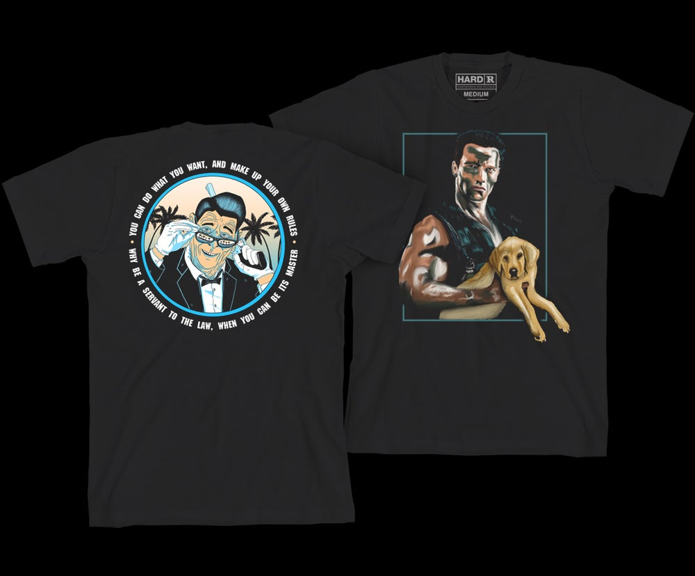 Image of Double Feature w/ Reagan and Animal Lover Arnold