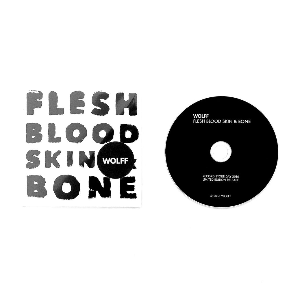 Image of FLESH BLOOD SKIN & BONE [LIMITED EDITION EP]