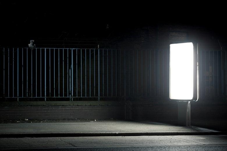 Image of Lights No2 - Alan Silvester