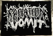 Image of Radiation Vomit Patch