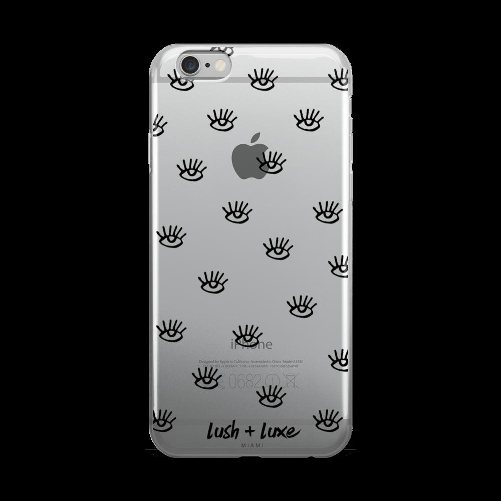 "Image of ""Eye It"" iPhone Case"