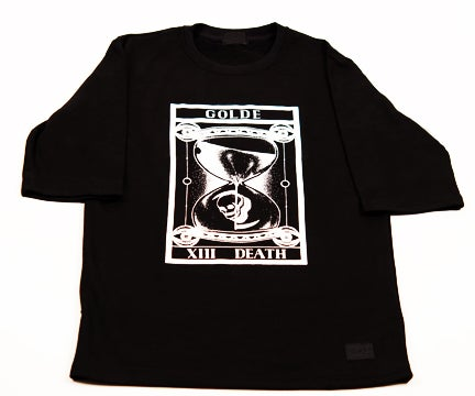"Image of Tarot Death Tee 3/4"" sleeve"