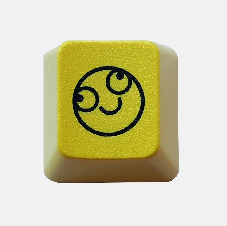 Image of Derp Face Keycap