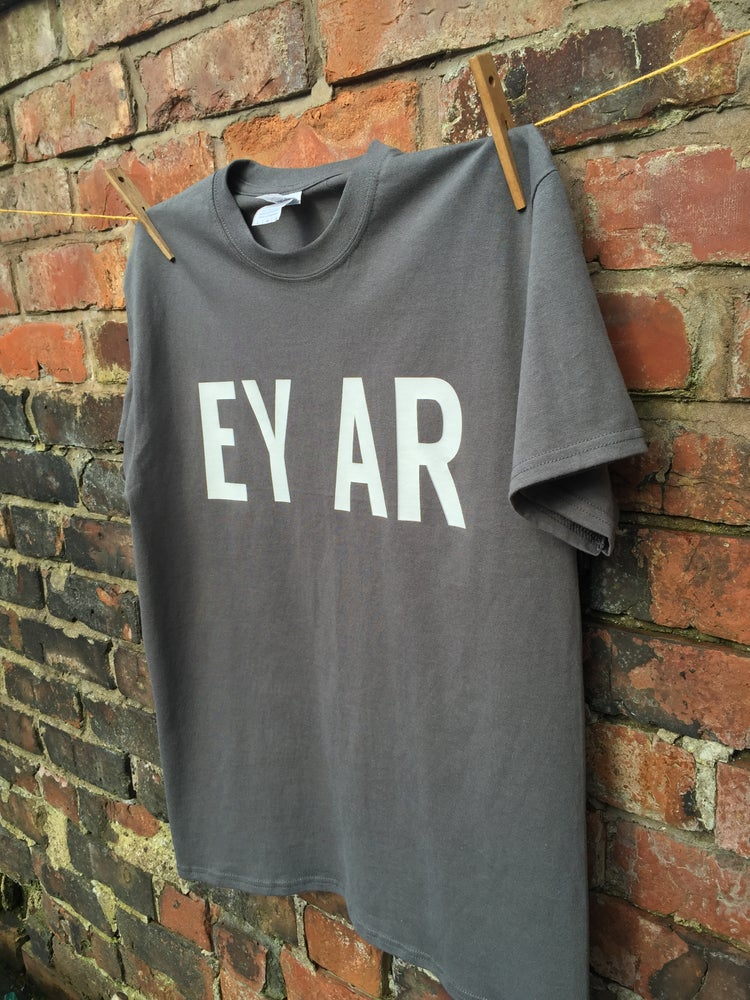 Image of EY AR Manchester T Shirt : Female or Male  Fit
