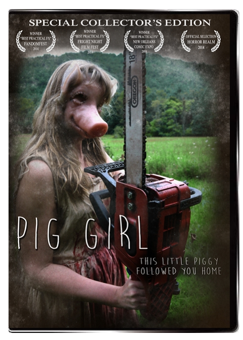 Image of Pig Girl