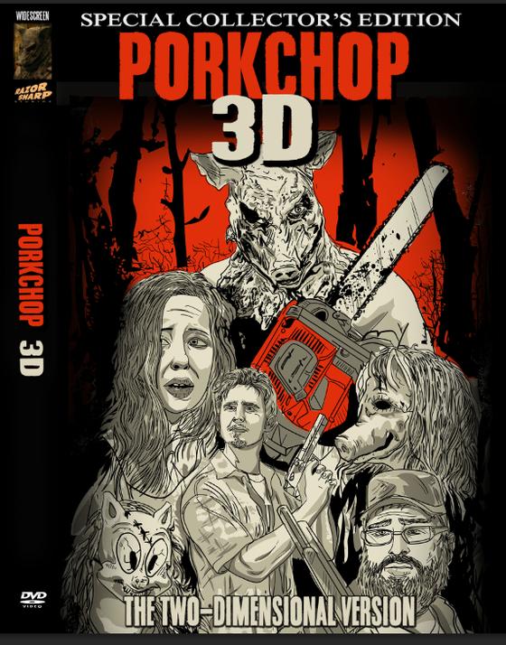 Image of Porkchop 3D