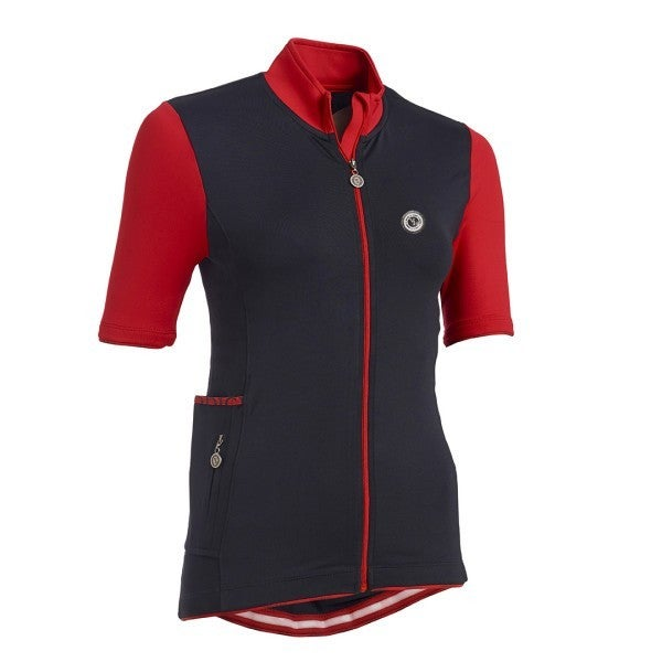 Image of MYLER NERO SHORT SLEEVE JERSEY (WOMEN)