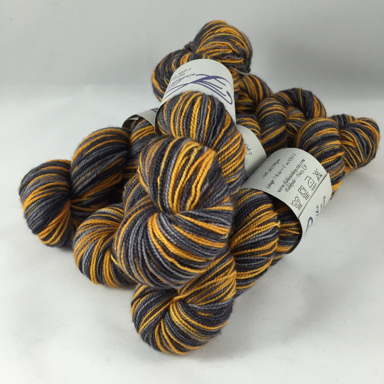 Image of Harvest Moon: Superwash Bountiful 2 Self Striping worsted Yarn