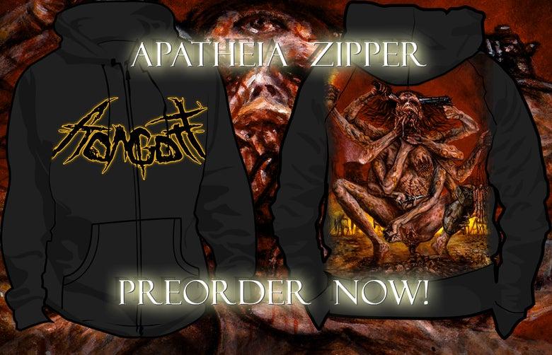Image of ZIPPER - APATHEIA