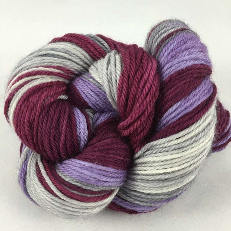 Image of Taxi Driver's Wife: Full Gradient on worsted or fingering bases