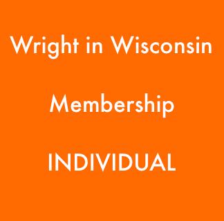 Image of Membership - Individual