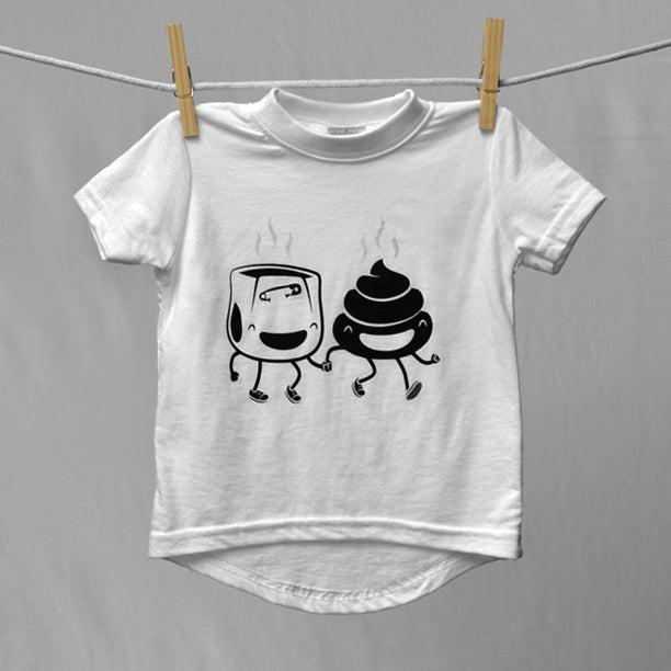 "Image of ""PFFs"" White T-Shirt"