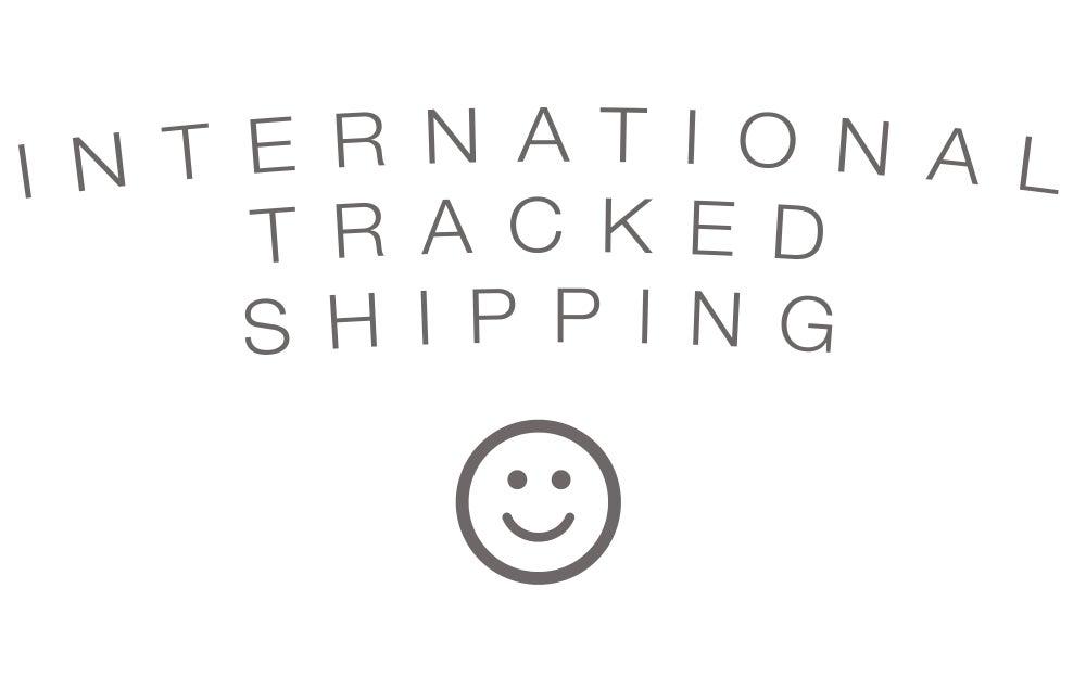 Image of INTERNATIONAL TRACKED SHIPPING