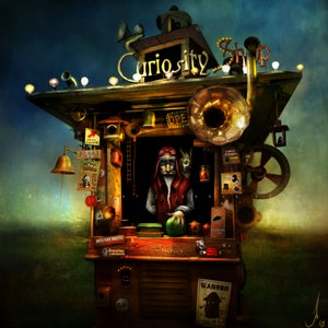 """The Flying Curiosity Shop"" - Alexander Jansson Shop"