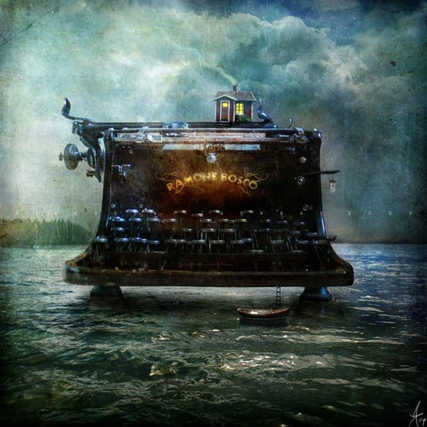 """The Writers House"" - Alexander Jansson Shop"
