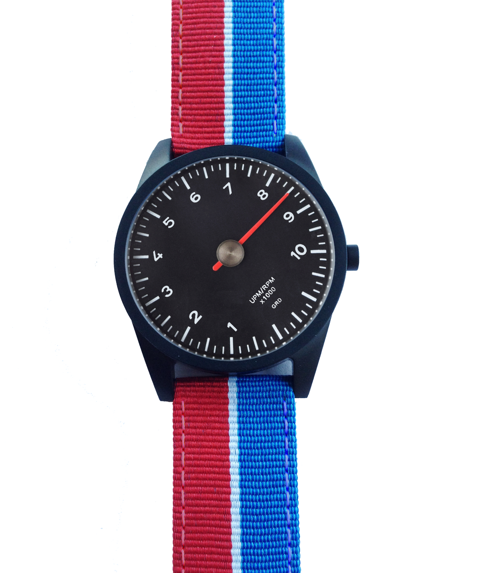 Image of GuardsRed-Design RL-73 Watch