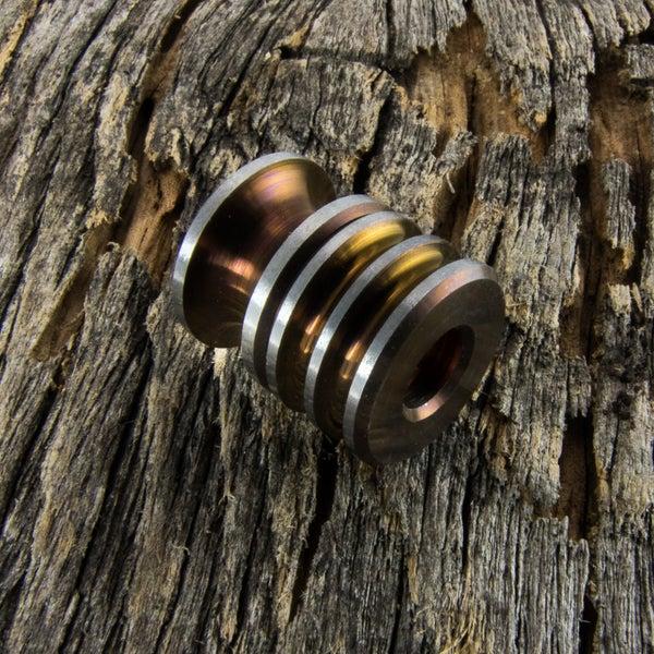 Image of Bronze Double Bead Set #1