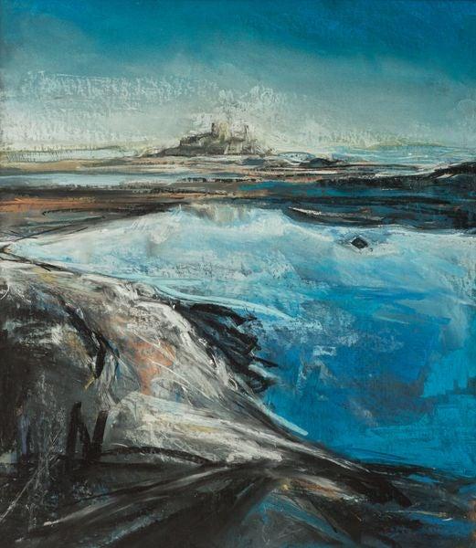 Image of Bamburgh Castle by Karen Sherwood