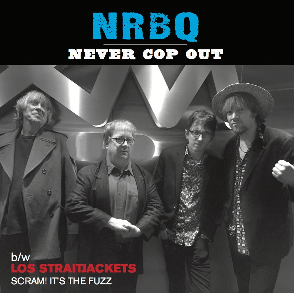 "Image of LOS STRAITJACKETS / NRBQ SPLIT 7"" SINGLE"