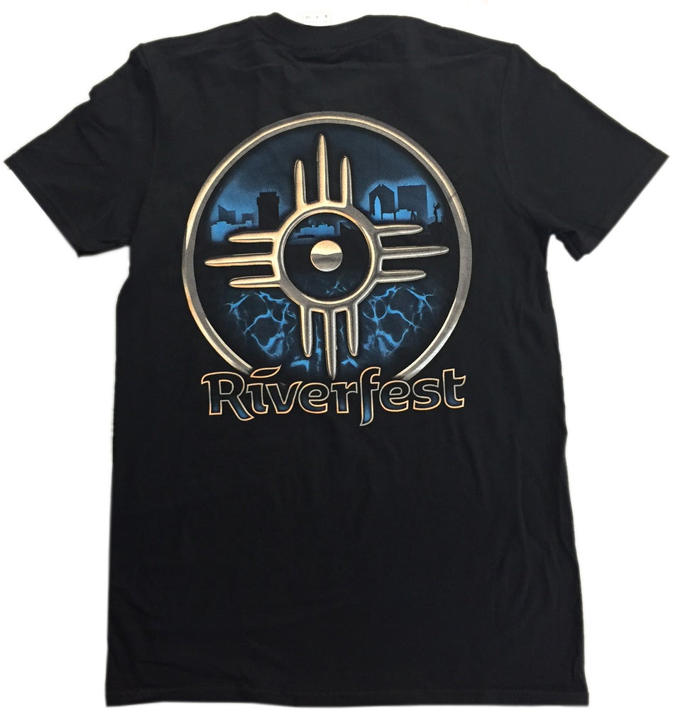 Image of 1/2-PRICE!  Biker Shield T-Shirt