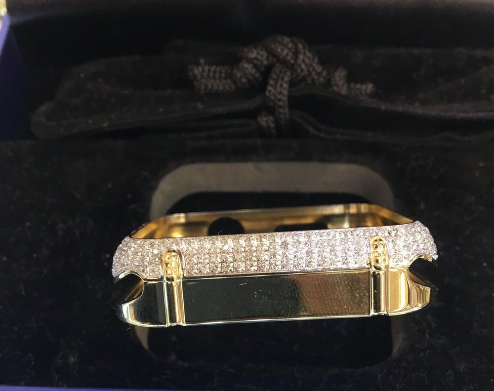 Image of Diamond Apple iWatch Case