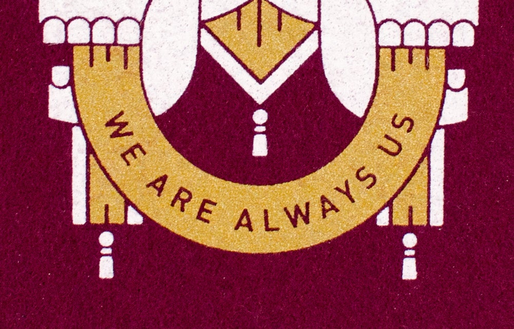 Image of We Are Us Patch