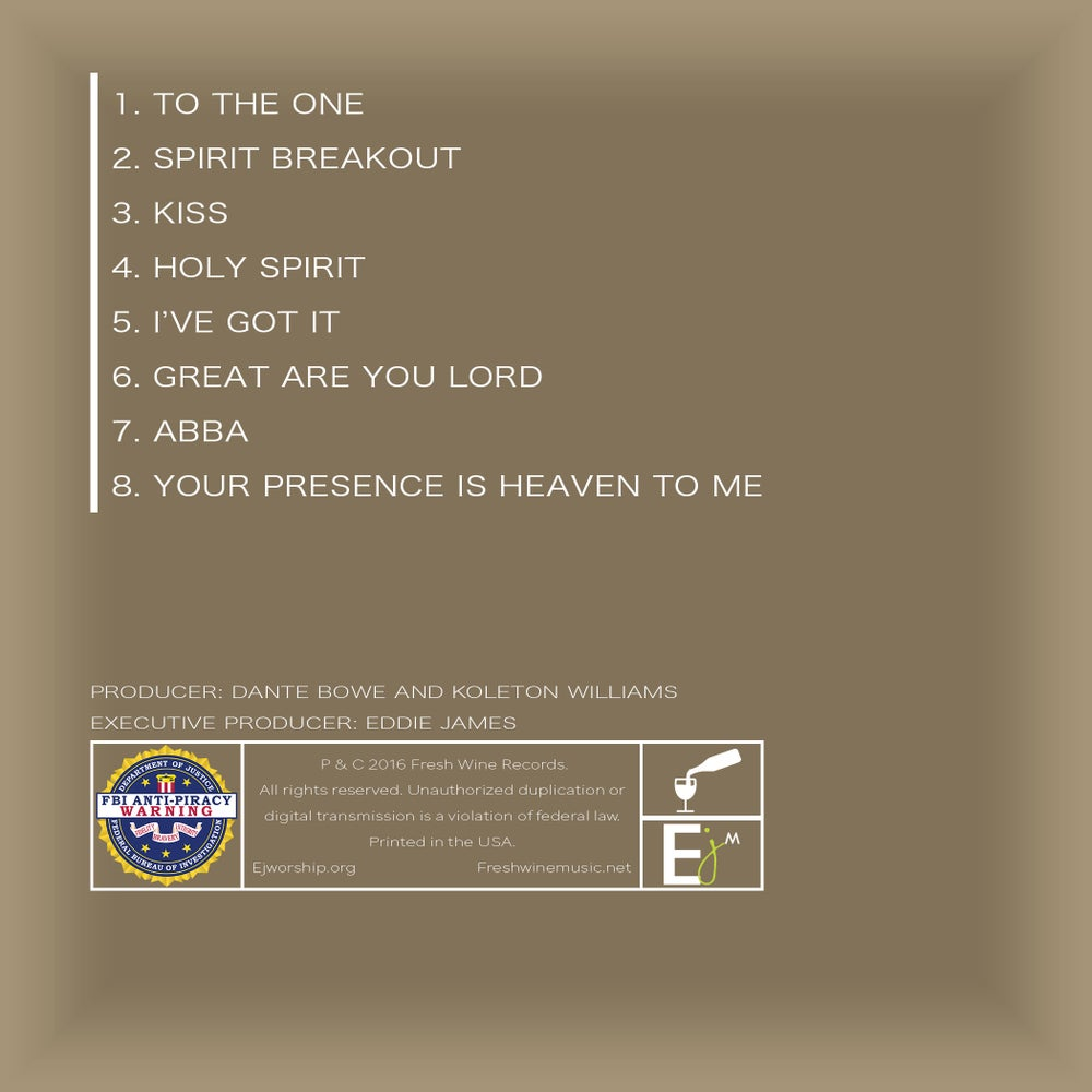 Image of Presence CD