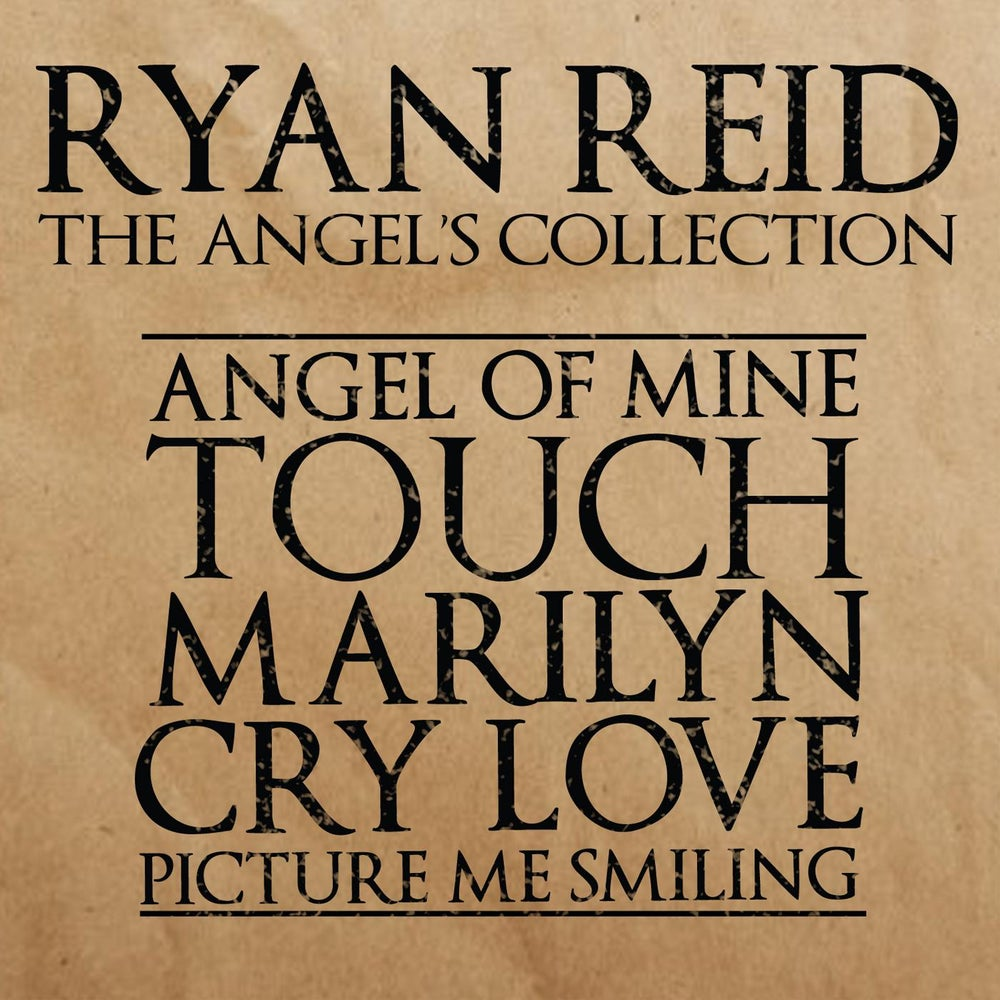 Image of Ryan Reid EP The Angel's Collection