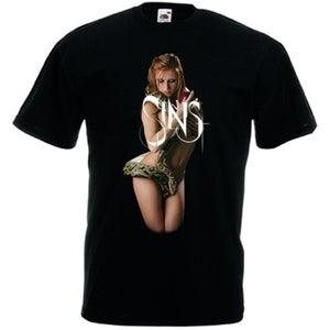 Image of SINS 'Snake Girl' T-shirt - Men