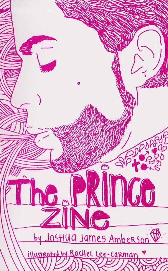 Image of The Prince Zine by Joshua James Amberson