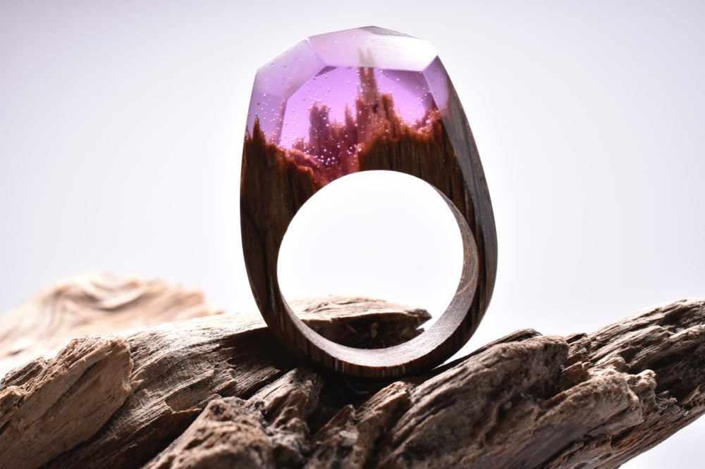 Image of Amethyst Forest
