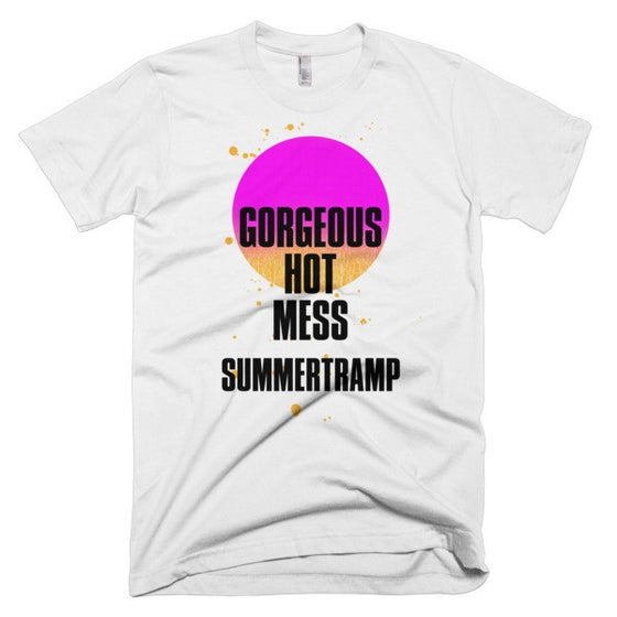 Image of HOT MESS (WHITE)