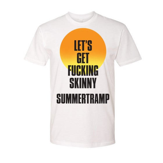 Image of FITTED SKINNY TEE