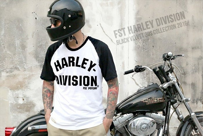 Image of FST HARLEY-DIVISION TEES