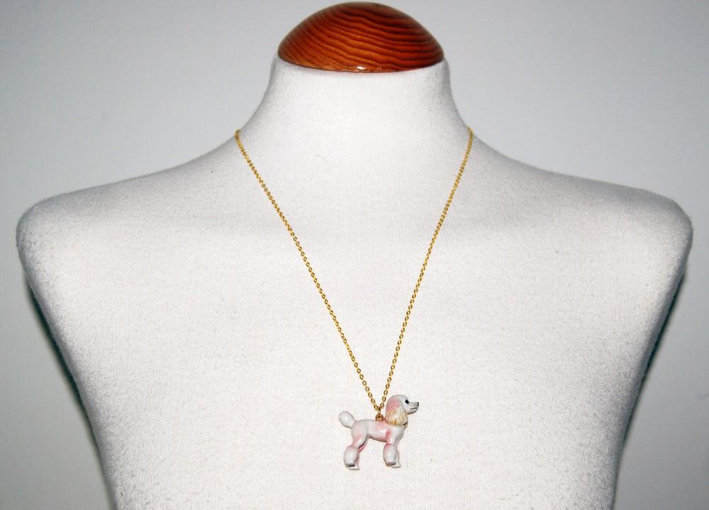 Image of Colgante 'Pink Poodle'
