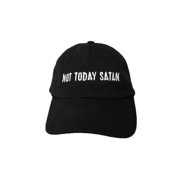 Image of Not Today Satan Hat