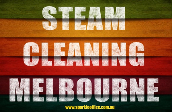 Image of steam cleaning melbourne
