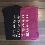 Image of Freestyle Fellowship Hand sign T's