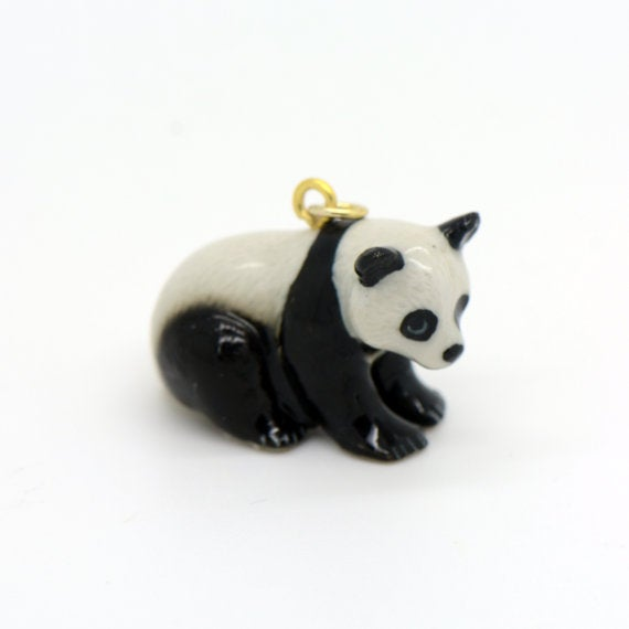 Image of Colgante 'Oso Panda'