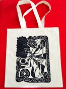 Image of Garden of Eden tote bag