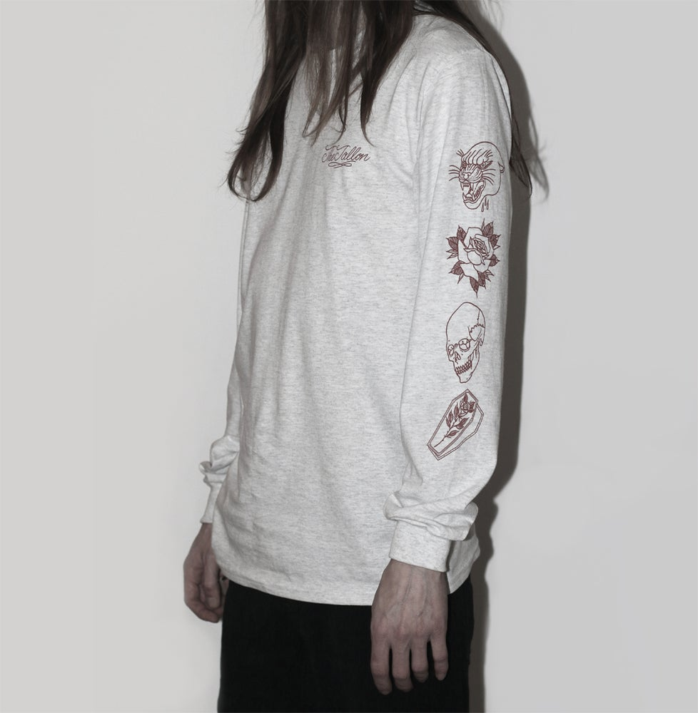 Image of Flash Long Sleeve - Grey