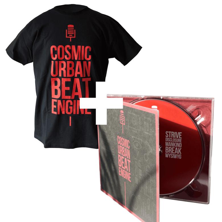 Image of Bundle: Shirt und EP